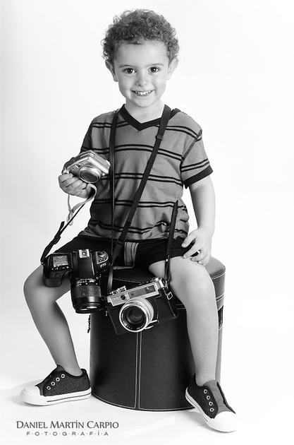 ser fotógrafo
