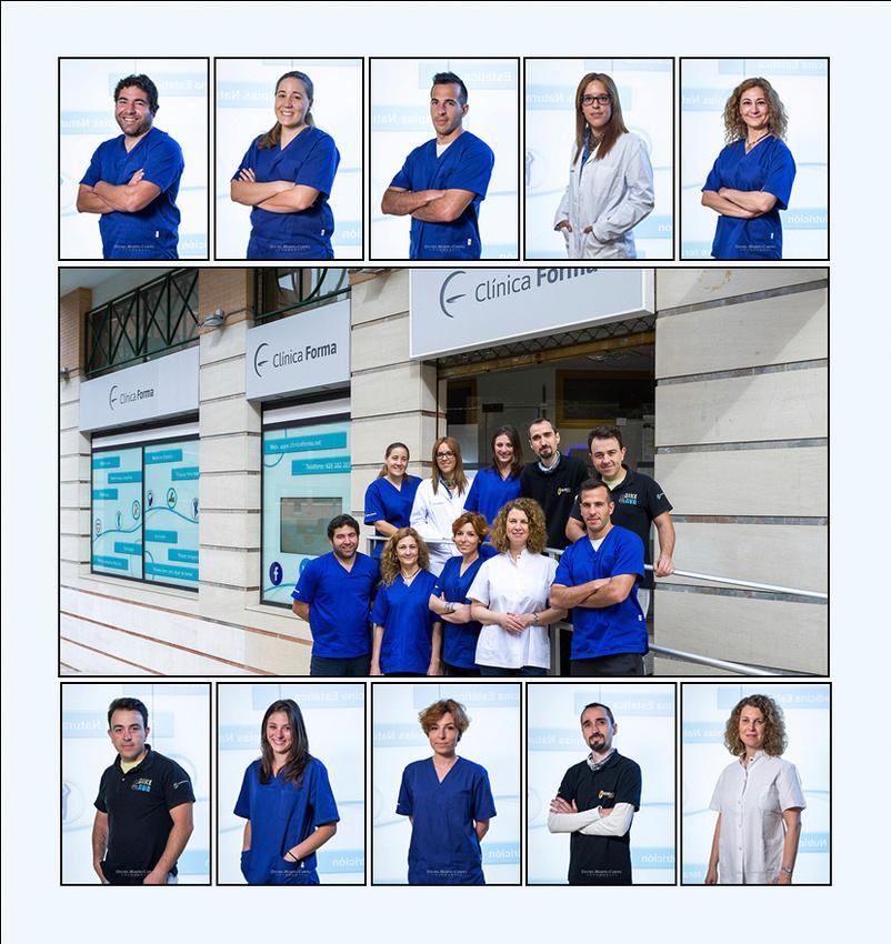 Retratos Corporativos - Fotografía de Empresa - Toledo