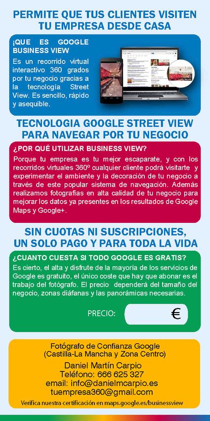 fotos de empresas google
