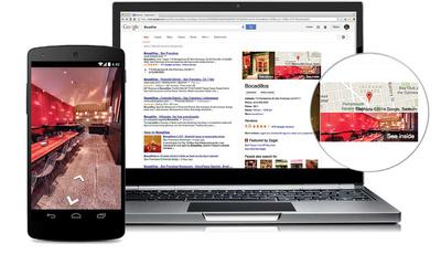 Business View en Tablet y Smartphone